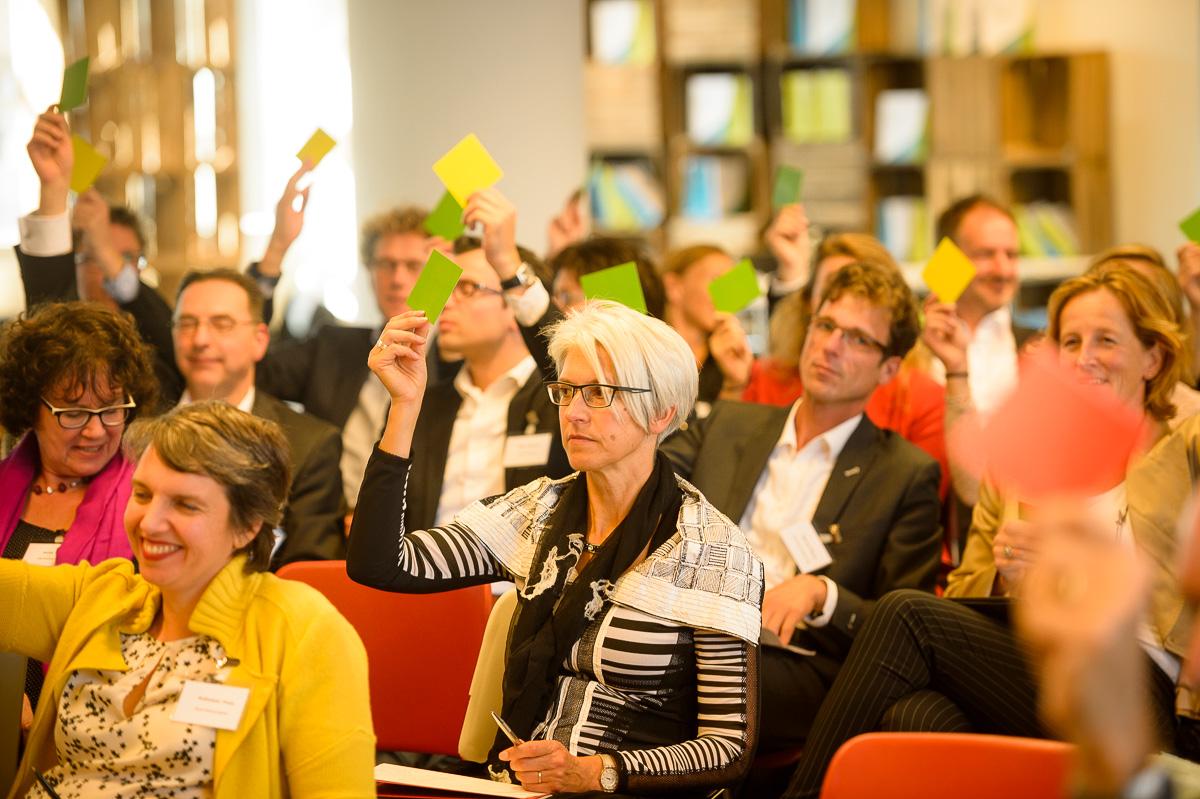 Actief en betrokken publiek (c) Rogier Bos